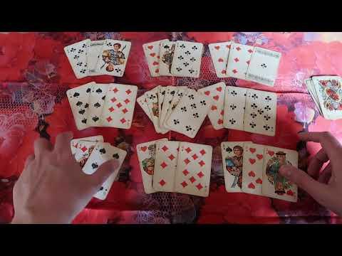 Гадание на игральных картах на короля с толкованием карт