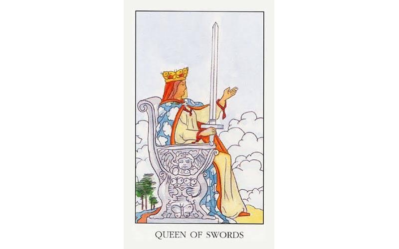 2 мечей - значение карты таро