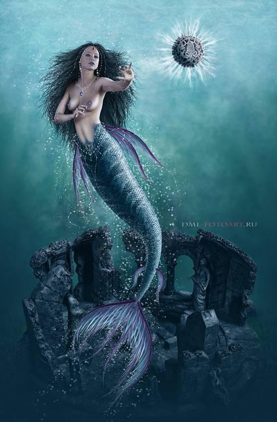 Океаниды | bestiary.us