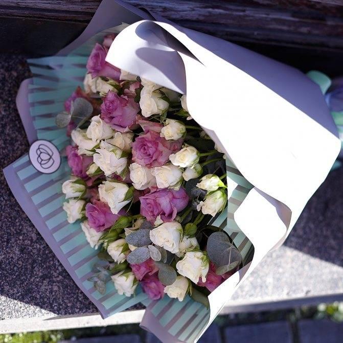 Букет из красных роз: значение такого презента