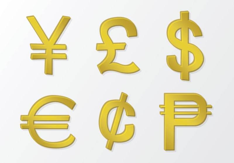 Знак валюты. обозначения валюты разных стран мира :: syl.ru