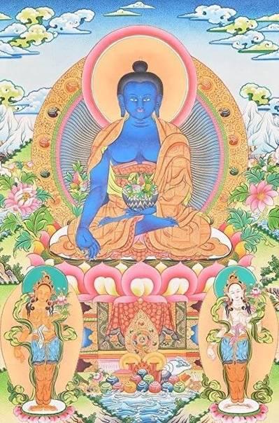 Читать книгу абсолютное исцеление. духовное целительство в тибетском буддизме ламы сопа ринпоче : онлайн чтение - страница 17