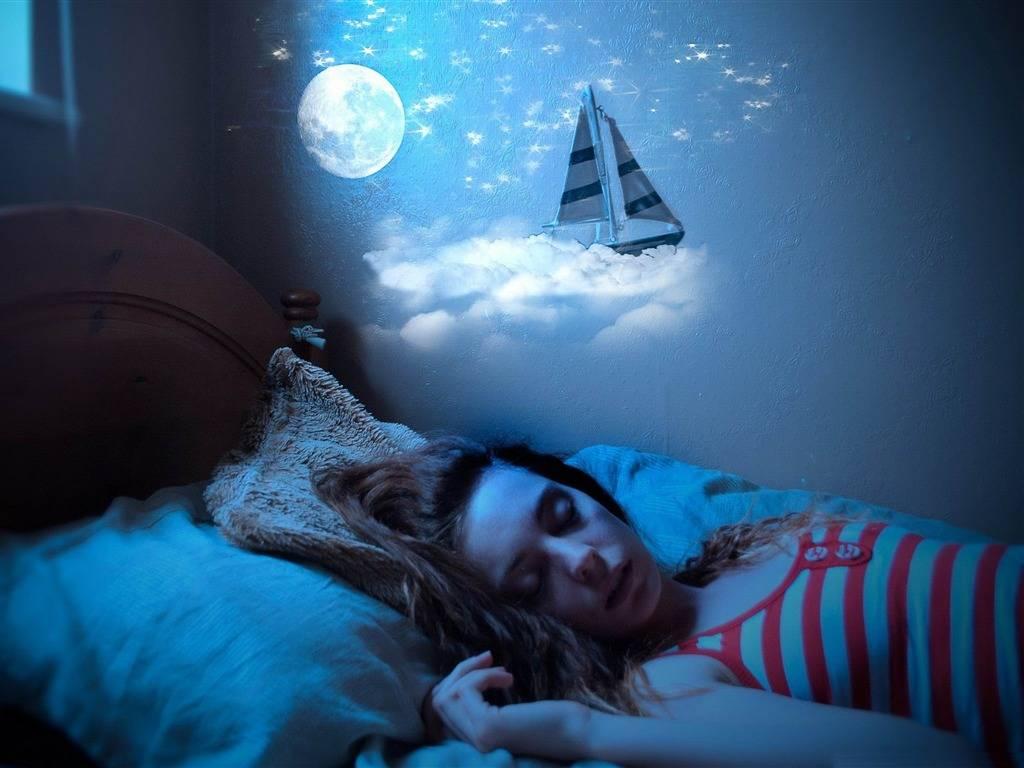 Как научиться видеть осознанные сны