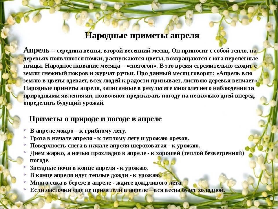 Первый гром с грозой — приметы весны