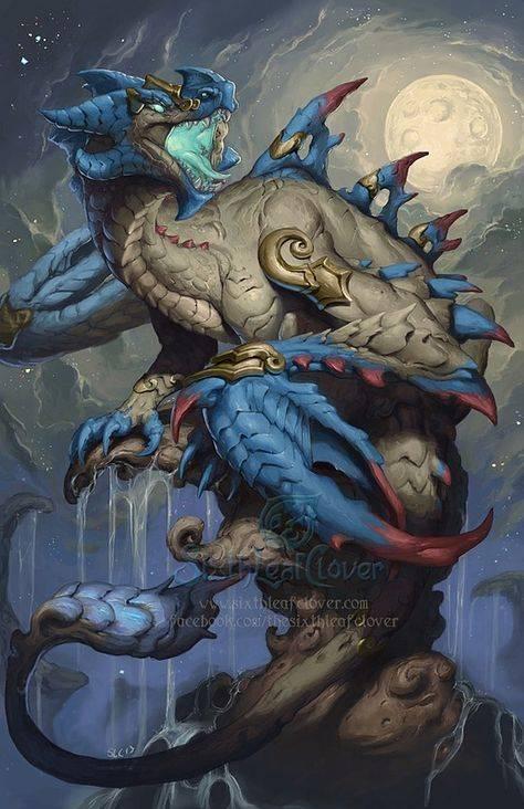 Мужчина рак дракон
