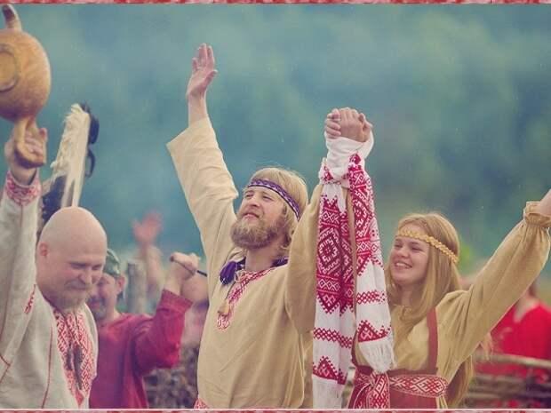 Русские обряды и обычаи народа – славянские, традиции на руси
