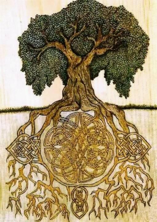 Значение символа (оберега) дерево жизни: кому подходит, как носить и сделать самому