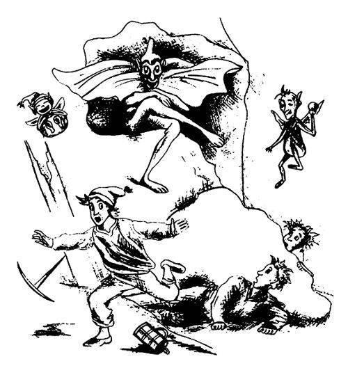Стуканцы | bestiary.us