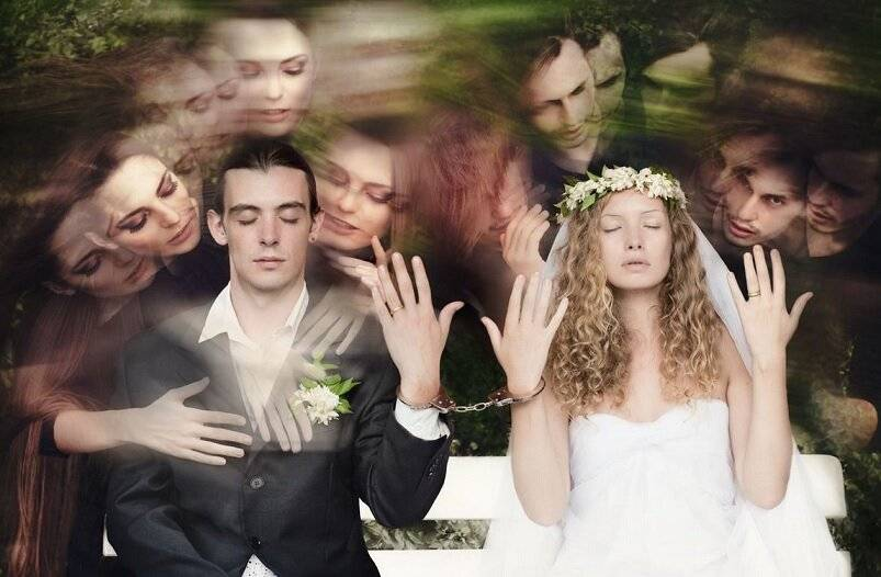 6 способов освободиться от груза прошлых отношений