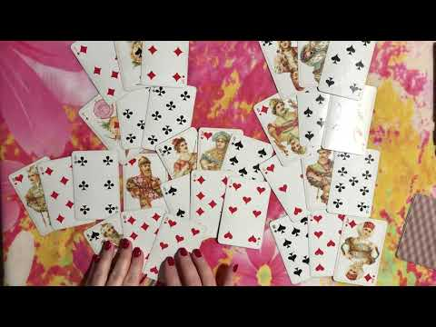 Гадание на короля на игральных картах с толкованием карт