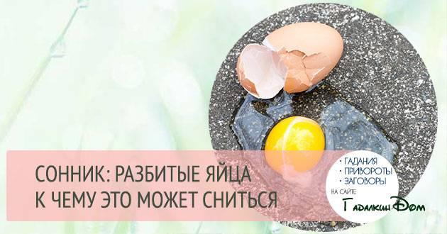 К чему снятся сырые яйца по соннику? видеть во сне сырые яйца – толкование снов.