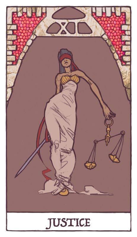Страшный суд таро: значение в отношениях, работе, любви