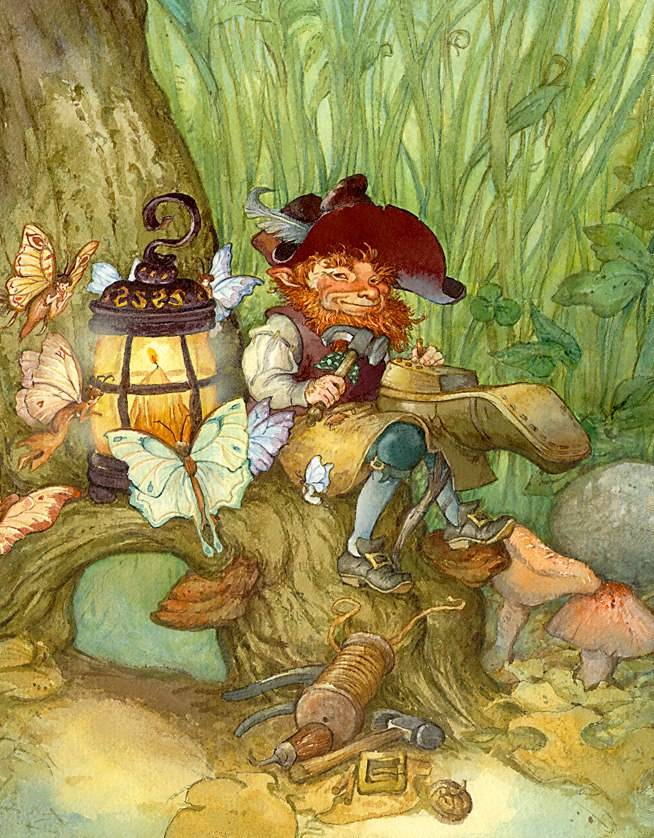 Мистические легенды британских островов | fernflower group