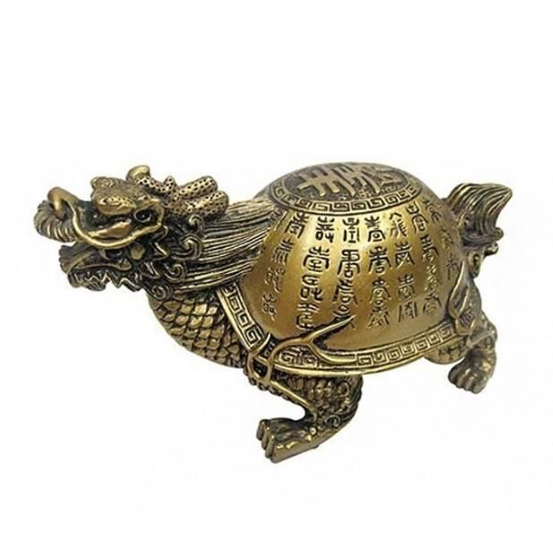 Черепаха по фен-шуй: значение, куда ставить