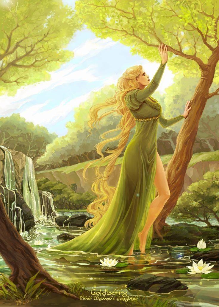 Дева леса в греческой мифологии