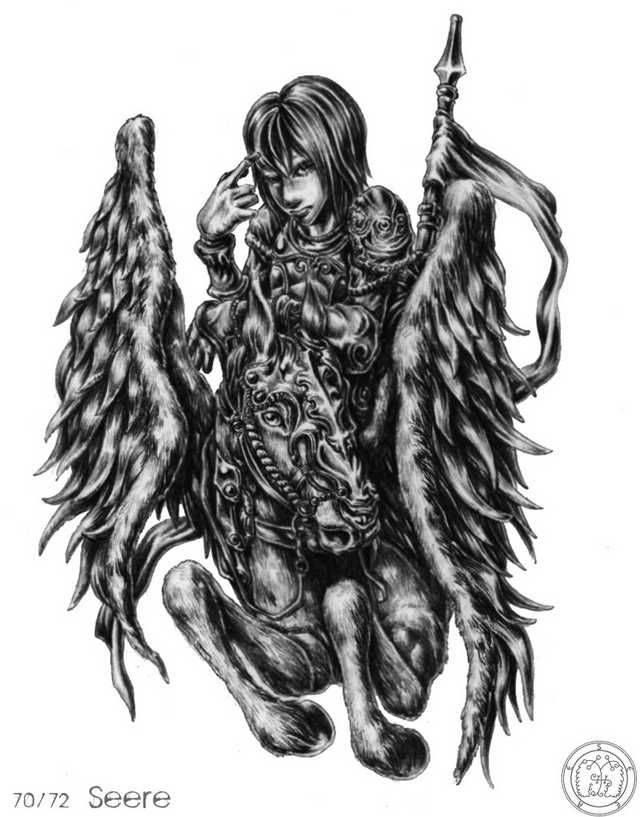 Гоэтия: краткое описание 72 демонов запечатанных соломоном