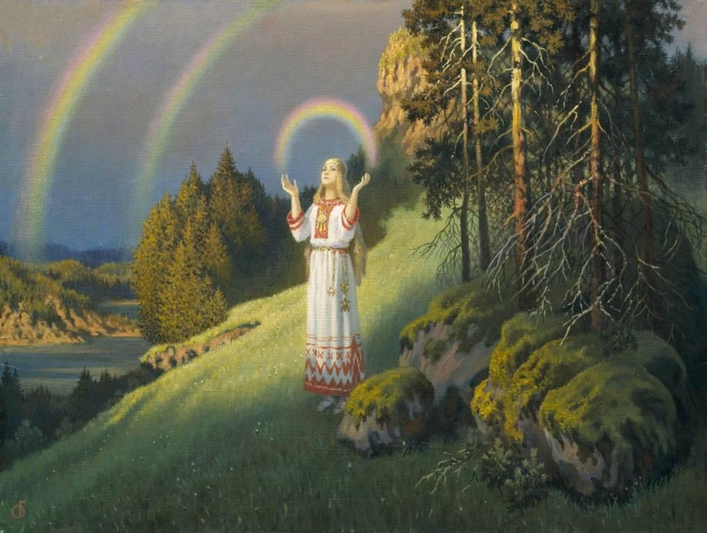Заповеди богов (взято из «славяно-арийские веды») | внуки сварога.ру