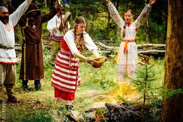 Древняя славянская магия с историей более 3000 лет