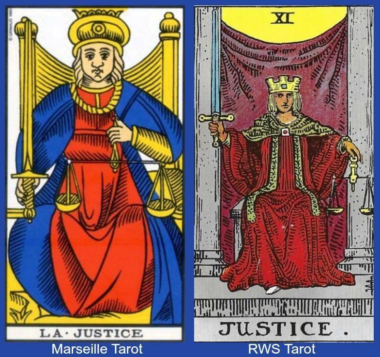 Суд — значение и толкование карты