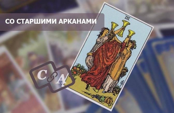 Король кубков — значение и толкование карты