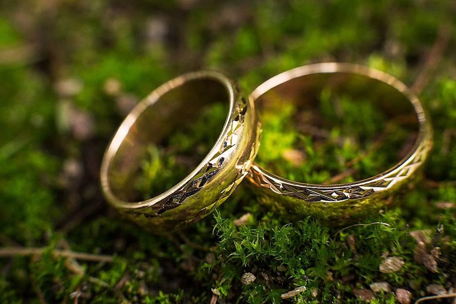Можно ли носить обручальное кольцо до свадьбы девушке или парню