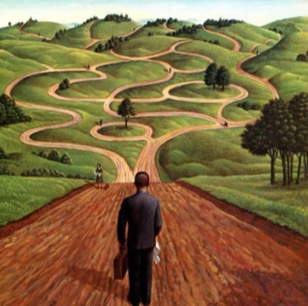 Важно ли человеку самому выбрать свой жизненный путь?