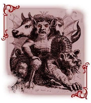 Гоэтия — краткое описание 72 демонов, запечатанных соломоном | 321news.ru - все новости на раз два три