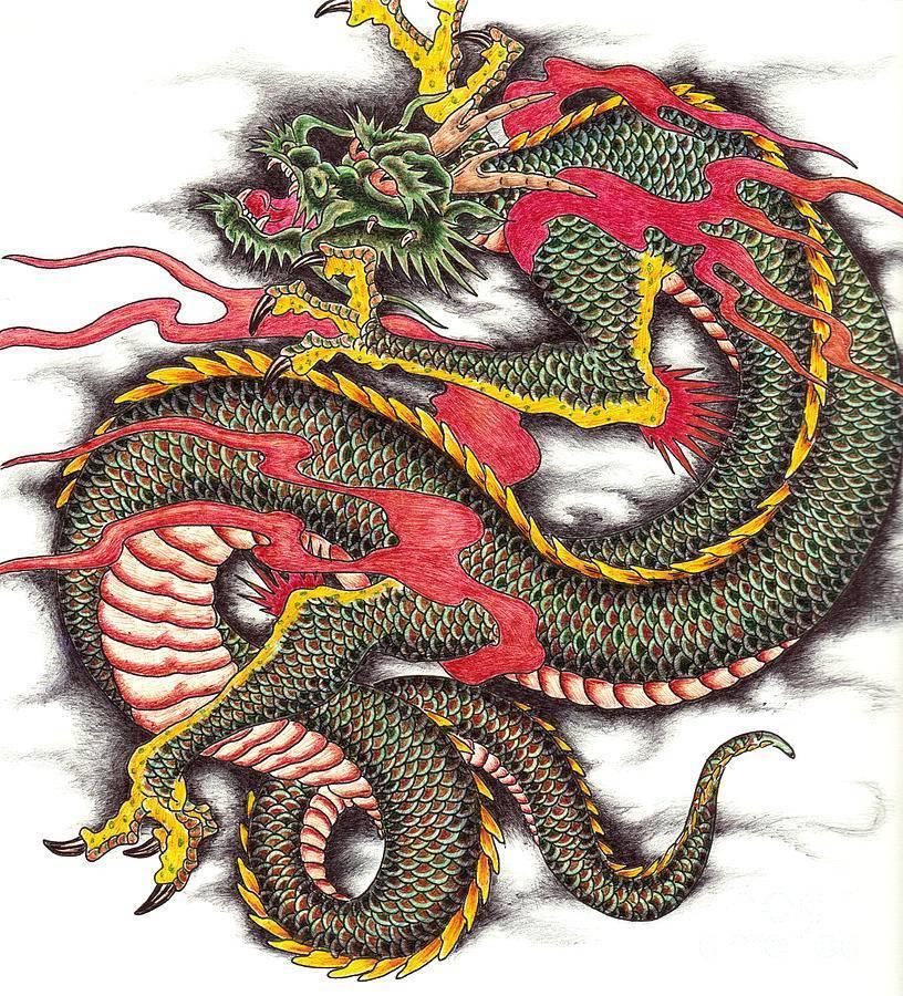 Амулет дракон: значение, описание и использование