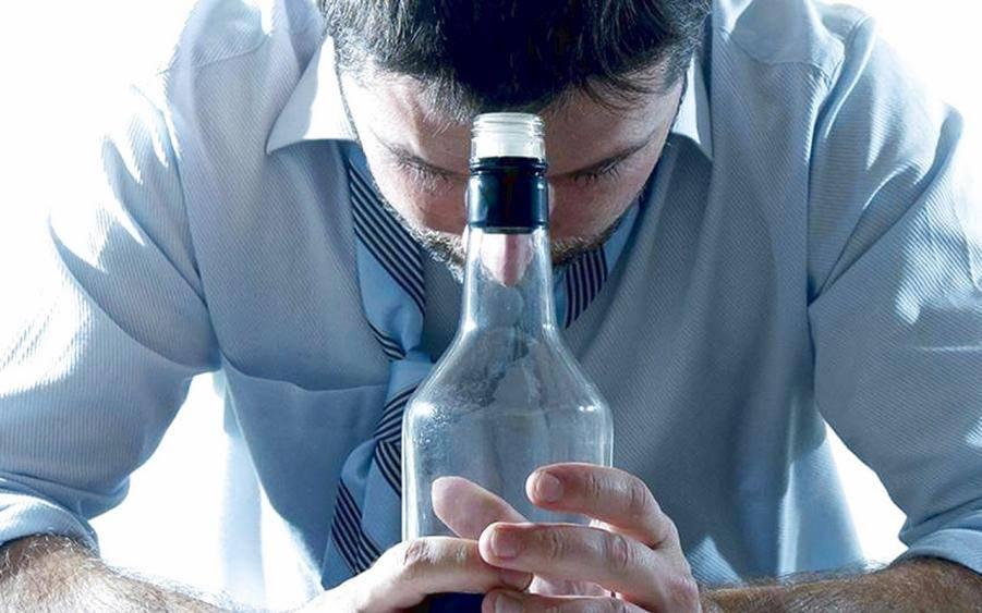 Порча на пьянство — снятие