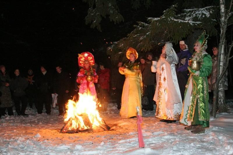 Славянский праздник йоль