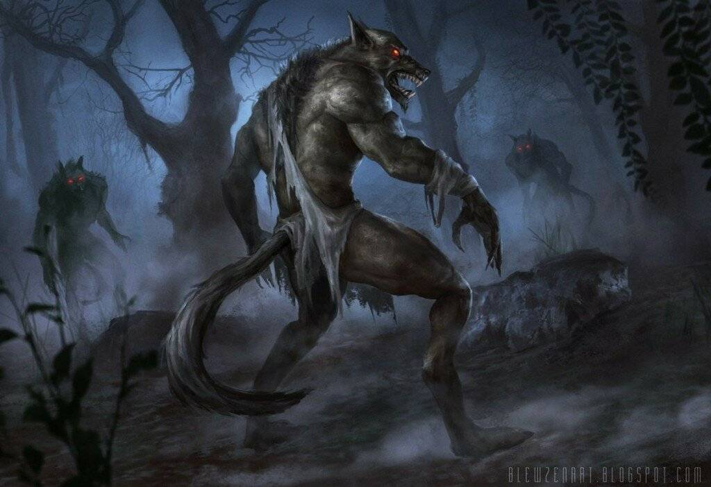 Оборотни   мифология и фольклор вики   fandom