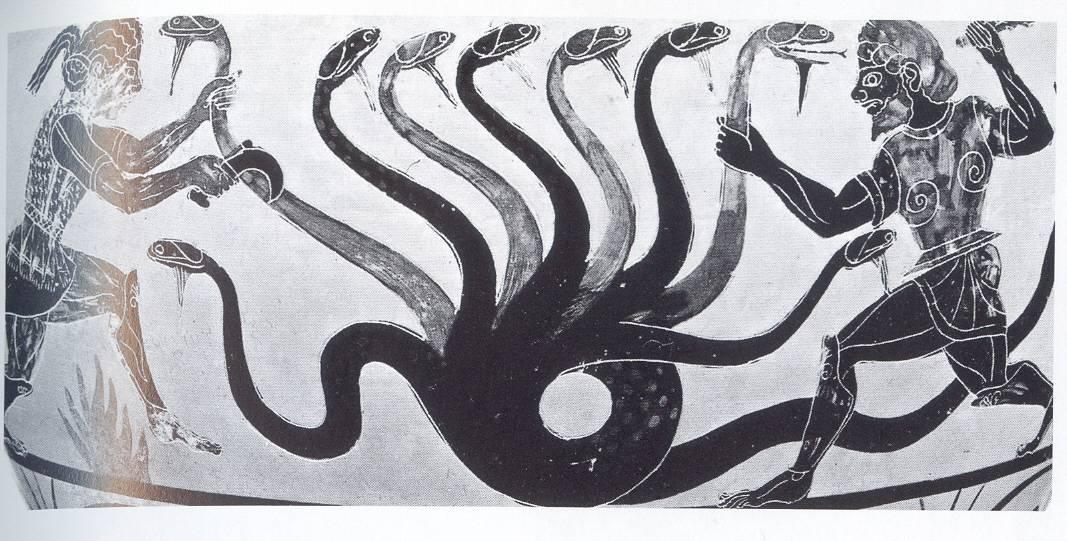 12подвигов геракла: краткое содержание мифов древней греции