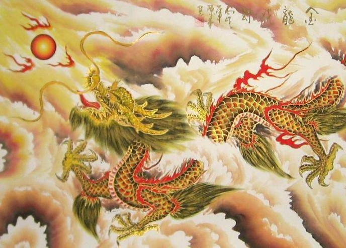 Дракон – символ и тотем | знаки и символы
