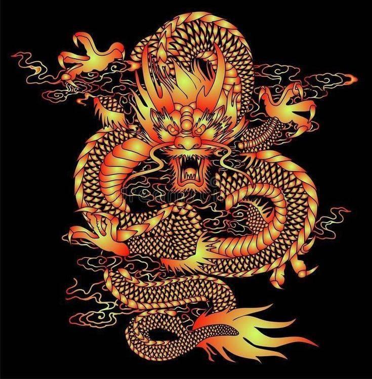 Символ дракона — сильный амулет на богатство и процветание
