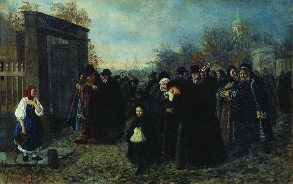 Похоронные традиции отпевания и обряды православных во время погребения