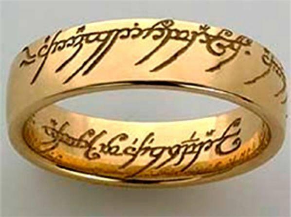 Кольцо соломона - надпись, легенда о кольце, значение талисмана