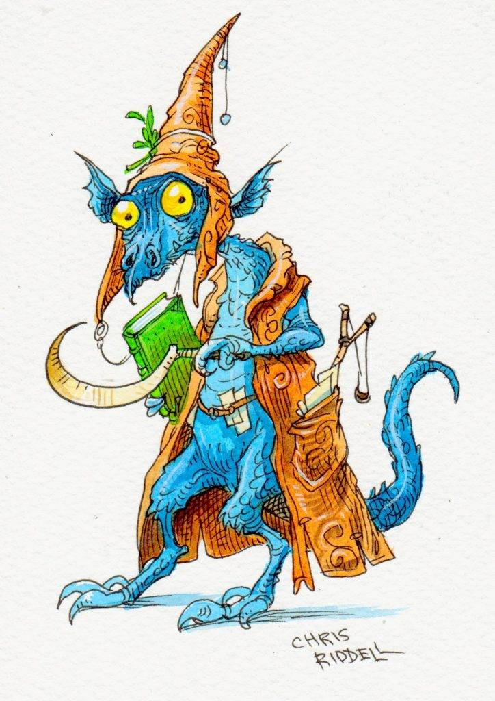 Кобольд ( dungeons & dragons ) - kobold (dungeons & dragons) - xcv.wiki