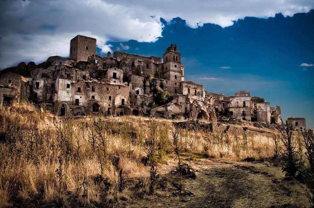 Территория мёртвых: самые страшные места италии