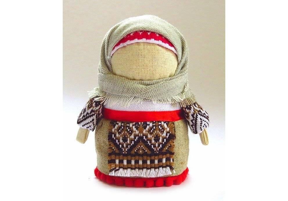 Кукла зерновушка: изготовление, активация и использование оберега