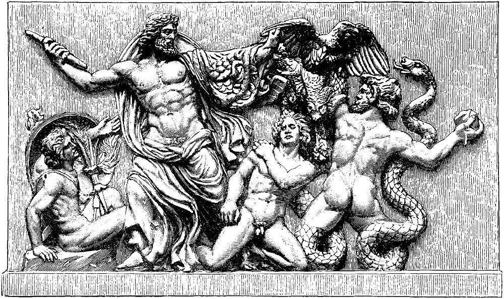 Тифон | mythological creations | fandom