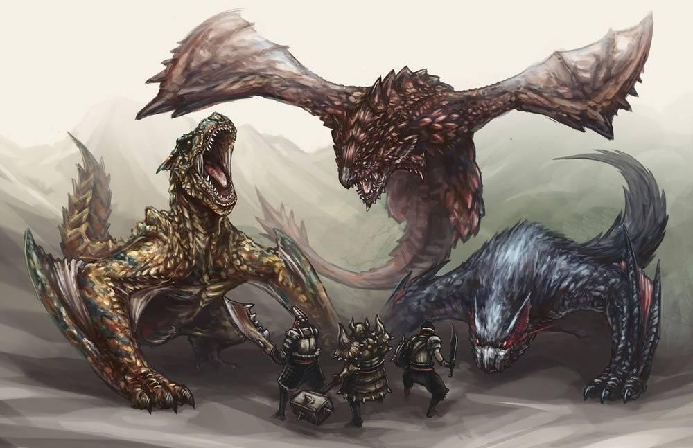 Мифические существа и животные разных народов мира • всезнаешь.ру