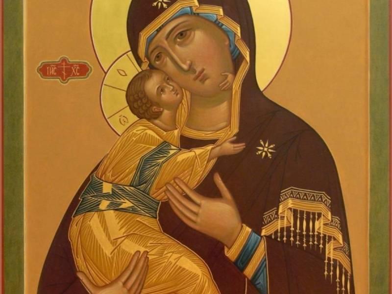 Владимирская икона божией матери: история, значение, в чем помогает, где находится
