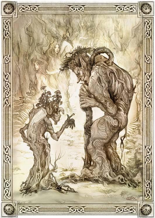 Читать книгу славянские боги, духи, герои былин. иллюстрированная энциклопедия ольги крючковой : онлайн чтение - страница 11
