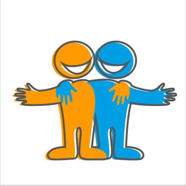Символы дружбы