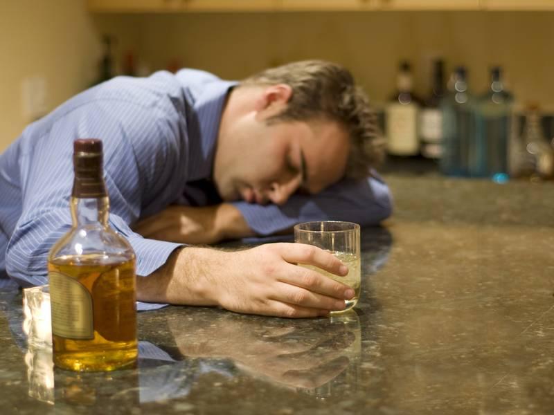 Порча напьянство: как определить иснять самостоятельно
