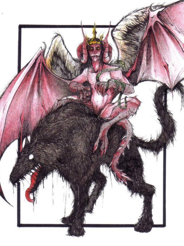 Астарот - как вызвать демона астарота?