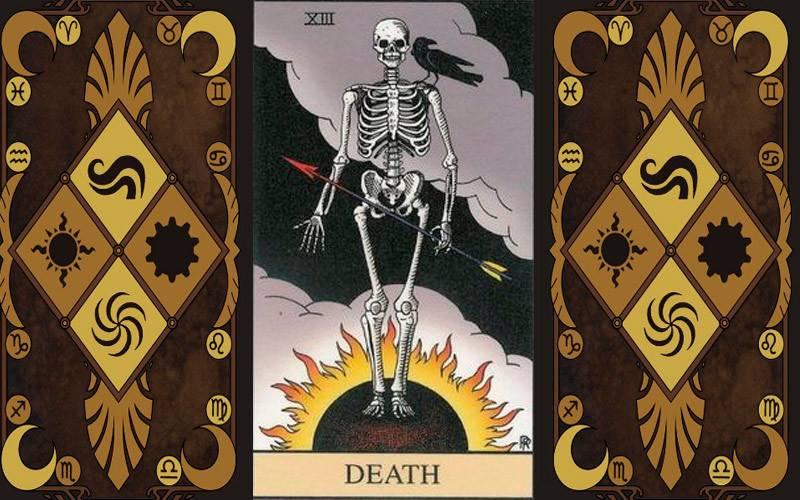 Смерть — значение и толкование карты