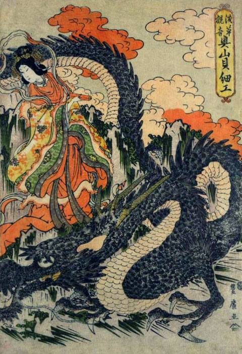Японский дракон — вики