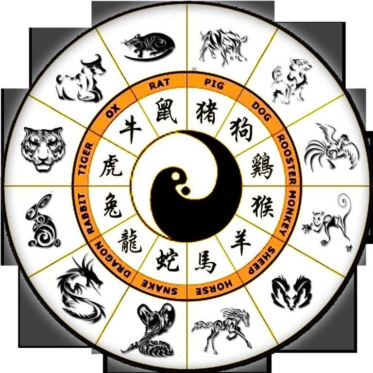 Час обезьяны, час петуха и других животных по фэн шуй