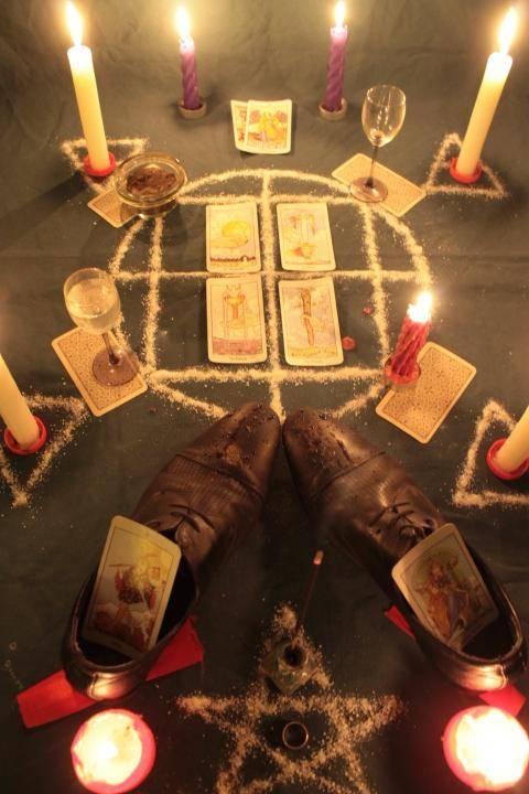 Кладбищенский приворот: правила проведения